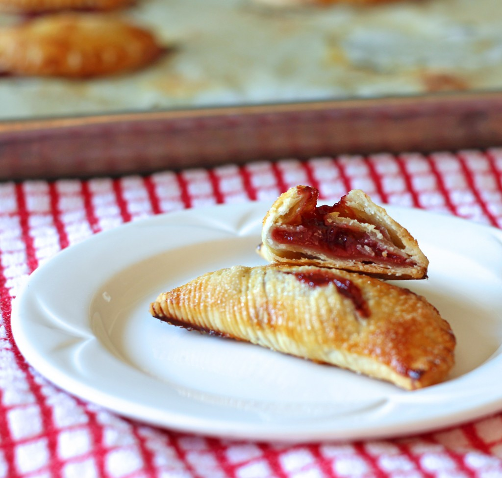 Mini Strawberry Hand Pies - From Calculu∫ to Cupcake∫