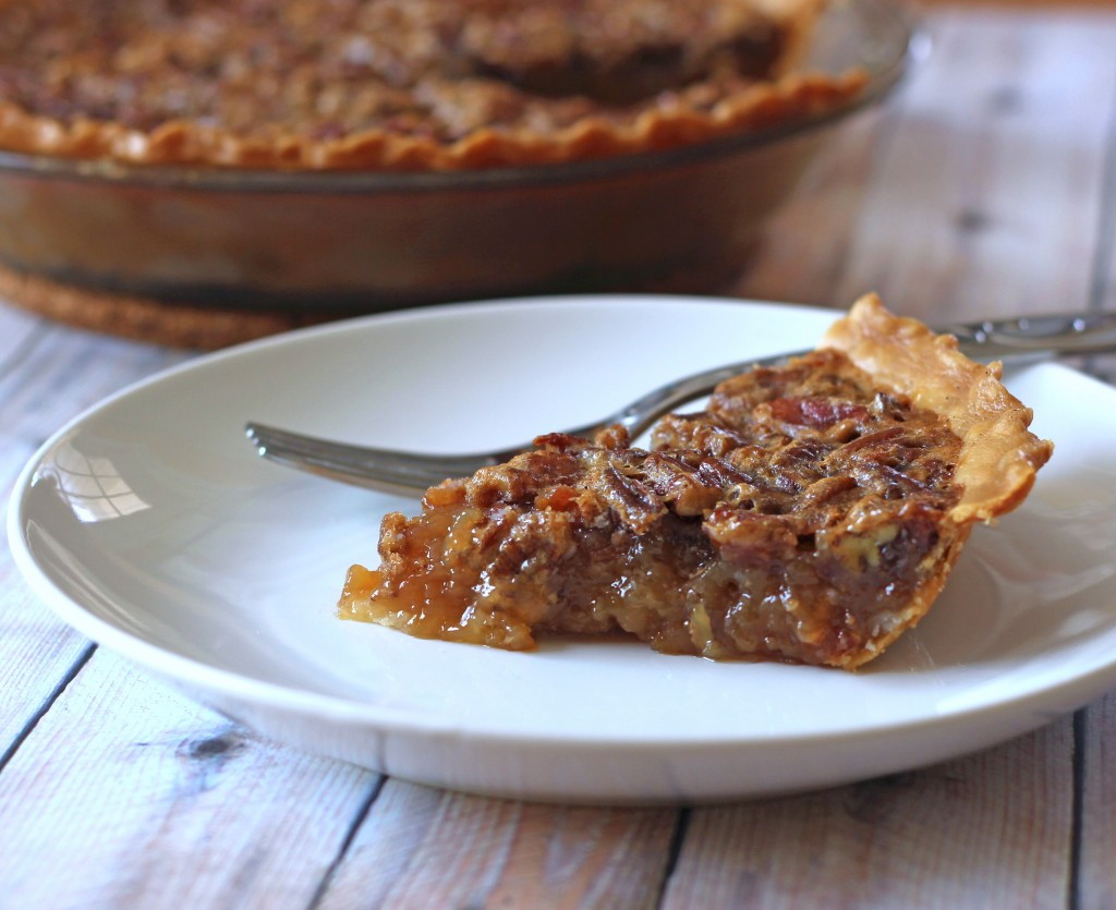 Hickory Smoked Bourbon Bacon Pecan Pie for Man Food Mondays - From ...