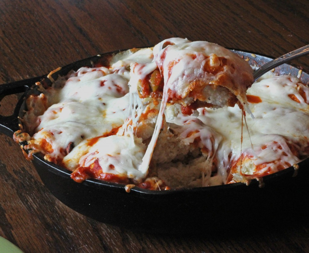 Pizza Popovers Recipe — Dishmaps