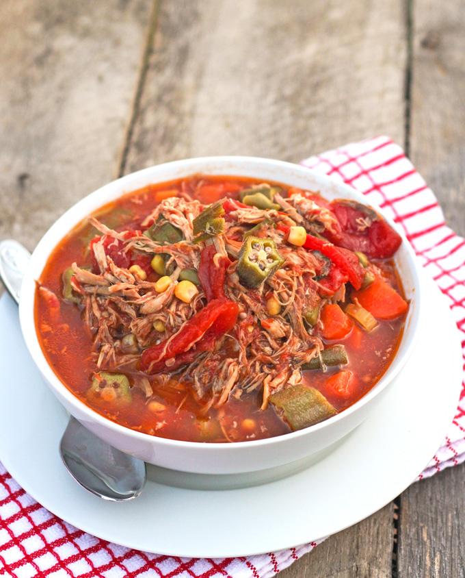 Brunswick Stew For Man Food Mondays