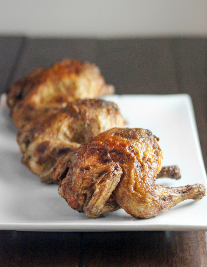 chickens or cornish hens roasted apricot ginger glazed game hens ...