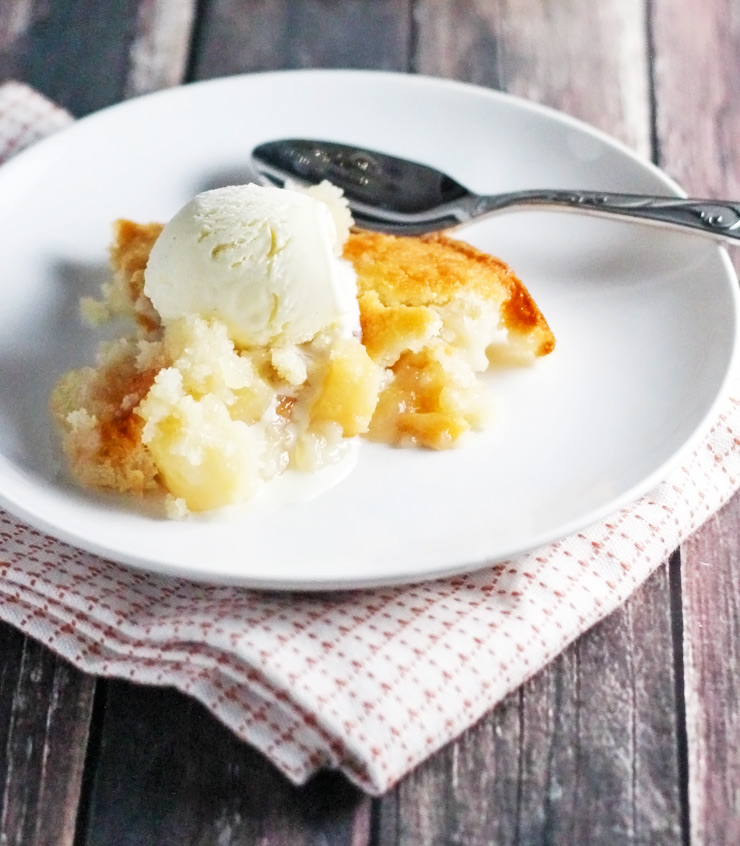 Easy Peach Cobbler: From Calculu∫ To Cupcake∫